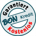 Bon-Kredit Stiftung Warentest konform!