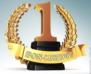 Bon-Kredit mit eKomi Siegel GOLD